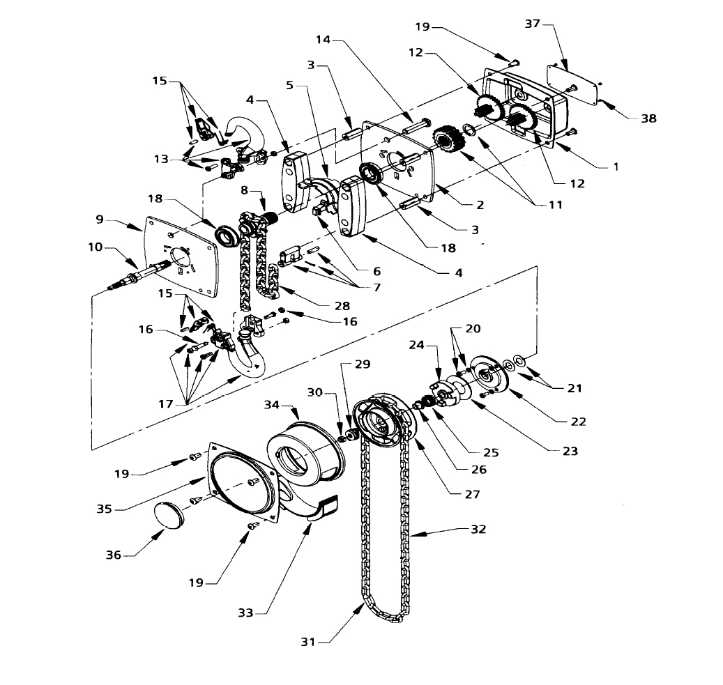 Großzügig Yale Elektroseilzug Fotos - Elektrische Schaltplan-Ideen ...