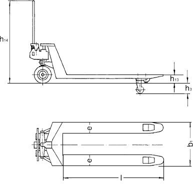 hubwagen hu 15 115 ftp h o rosinski gmbh. Black Bedroom Furniture Sets. Home Design Ideas